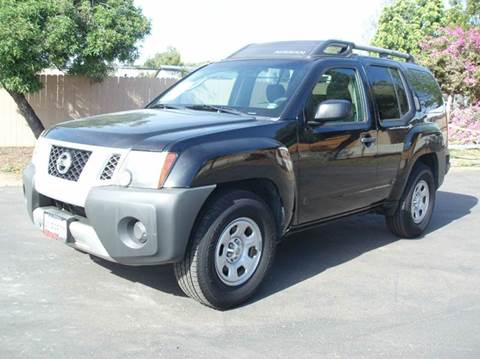 2010 Nissan Xterra for sale in El Cajon, CA