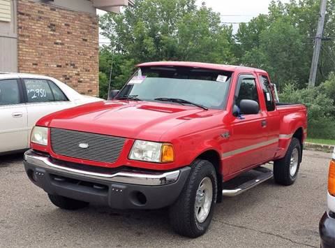 2001 Ford Ranger for sale in Holly, MI