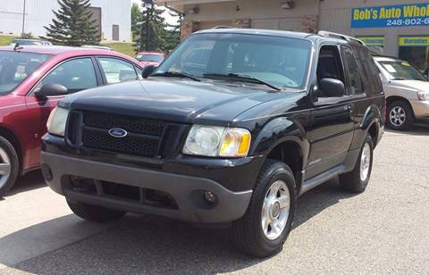 2002 Ford Explorer Sport for sale in Holly, MI