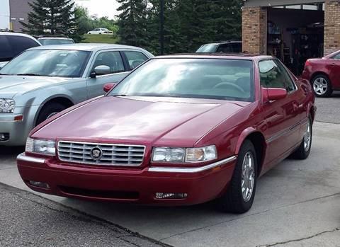 2000 Cadillac Eldorado for sale in Holly, MI