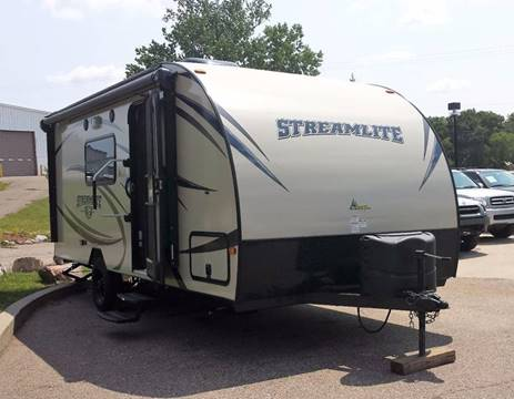 2016 Gulf Stream StreamLite