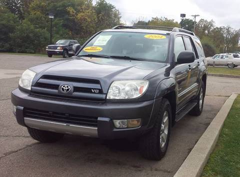 2004 Toyota 4Runner for sale in Holly, MI