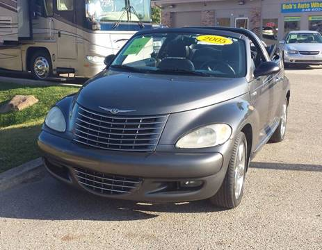 2005 Chrysler PT Cruiser for sale in Holly, MI