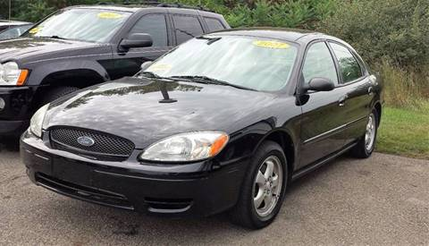 2007 Ford Taurus for sale in Holly, MI