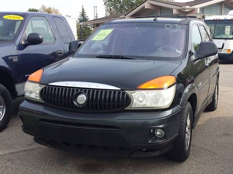 2003 Buick Rendezvous for sale in Holly, MI