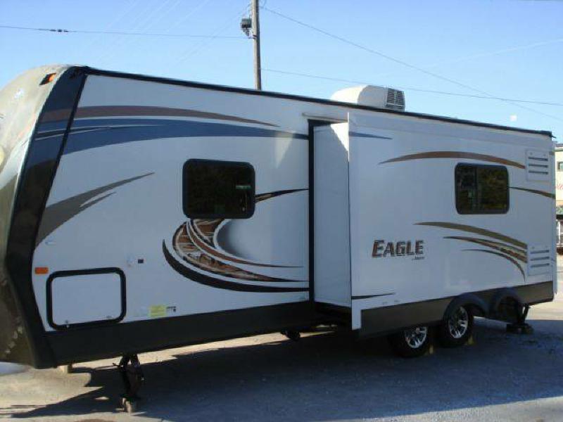 2013 Jayco Eagle 266 RKS - Hamilton IL