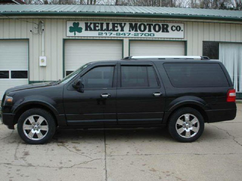 2010 Ford Expedition EL 4x4 Limited 4dr SUV - Hamilton IL