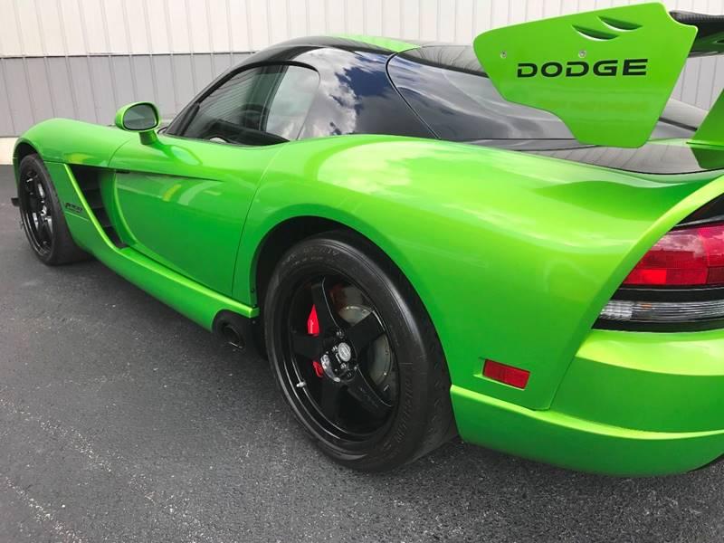 2010 Dodge Viper SRT-10 2dr Coupe - West Seneca NY