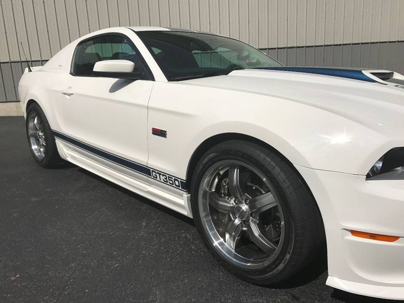 2011 Ford Mustang Shelby GT350 - West Seneca NY