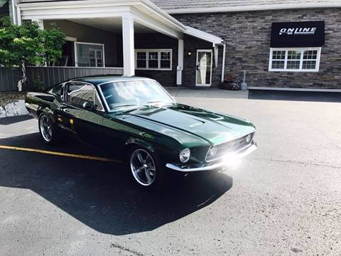 1968 Ford Mustang for sale in West Seneca, NY