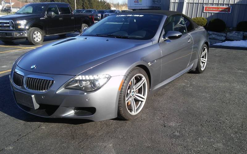 Bmw M Dr Convertible In West Seneca NY Online Auto Connection - 2008 bmw 645ci
