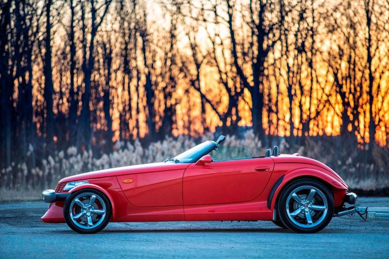 1999 Plymouth Prowler 2dr Convertible - West Seneca NY
