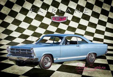 1967 Ford Fairlane for sale in West Seneca, NY