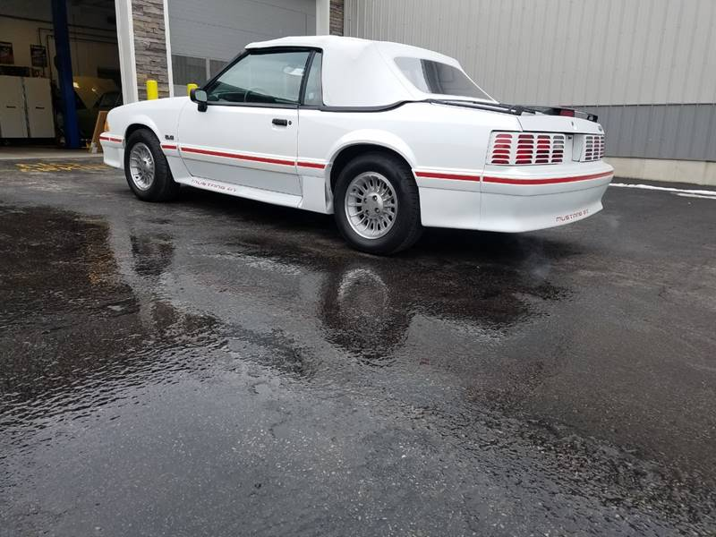 1989 Ford Mustang GT 2dr Convertible - West Seneca NY