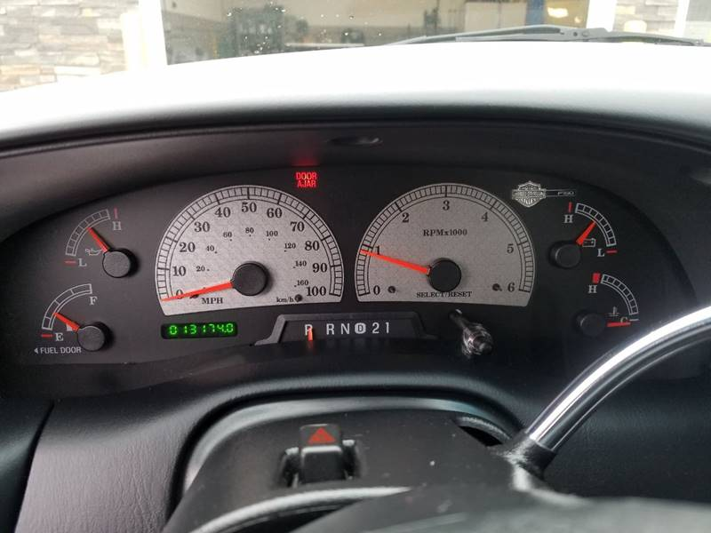 2000 Ford F-150 4dr Harley-Davidson Extended Cab Stepside SB - West Seneca NY