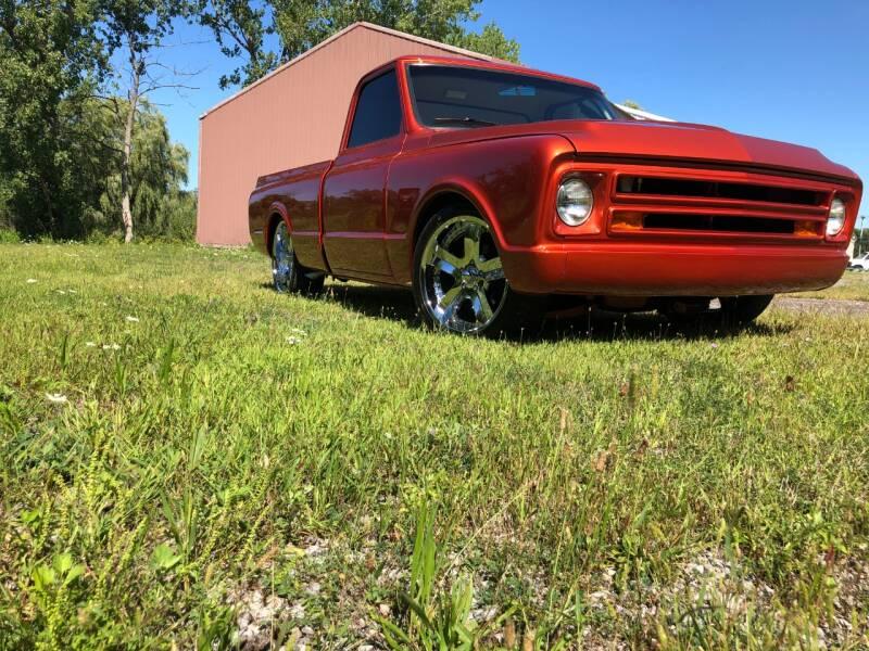 1972 Chevrolet C/K 10 Series  - West Seneca NY