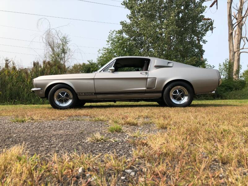 1968 Ford Mustang GT - West Seneca NY