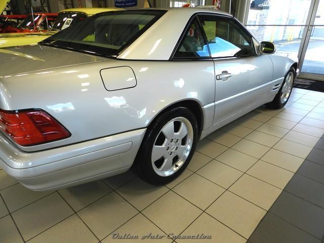 1999 Mercedes-Benz SL-Class SL500 Roadster - West Seneca NY