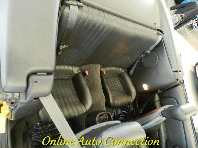 2002 Pontiac Firebird Trans Am 2dr Convertible - West Seneca NY