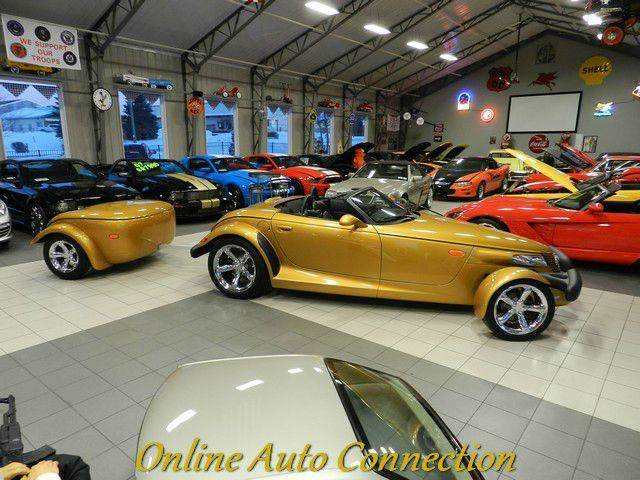 2002 Chrysler Prowler for sale at Online Auto Connection in West Seneca NY