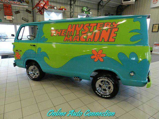 1966 Chevrolet G10 for sale at Online Auto Connection in West Seneca NY