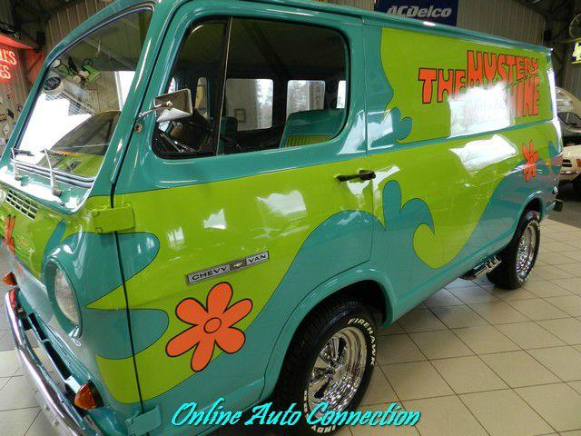 1966 Chevrolet G10 MYSTERY MACHINE - West Seneca NY