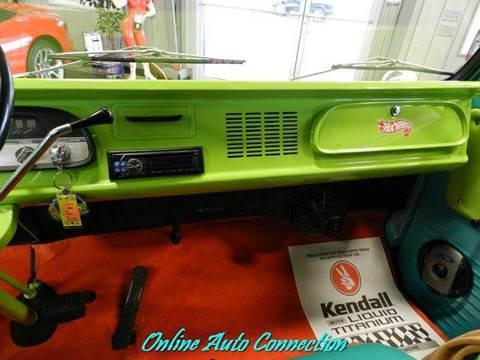 1966 Chevrolet G10