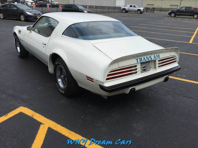 1975 Pontiac Trans Am  - West Seneca NY