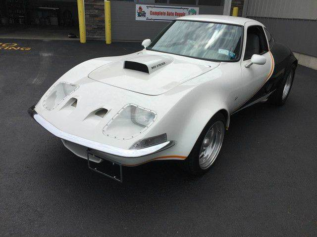 1972 Opel GT for sale at Online Auto Connection in West Seneca NY