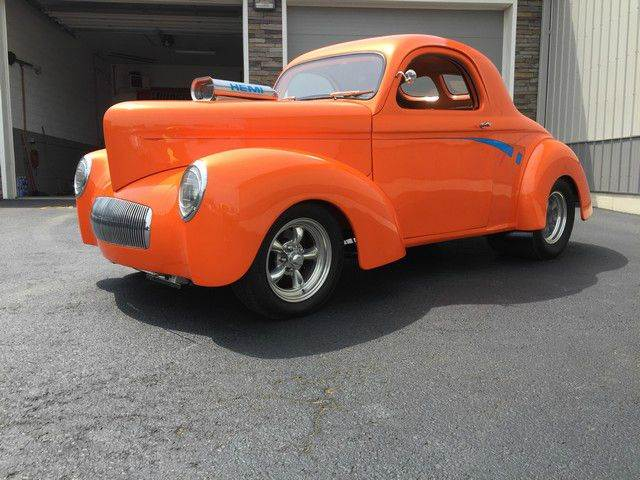 1941 Willys COUPE  - West Seneca NY