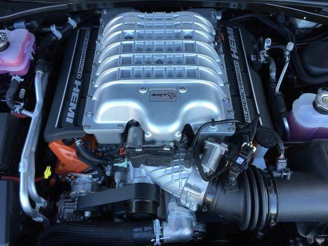 2016 Dodge Challenger SRT Hellcat 2dr Coupe - West Seneca NY