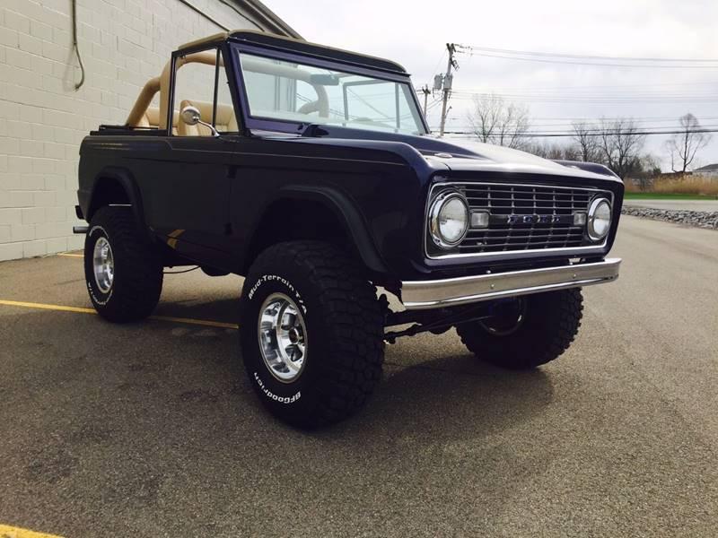 1966 Ford Bronco  - West Seneca NY