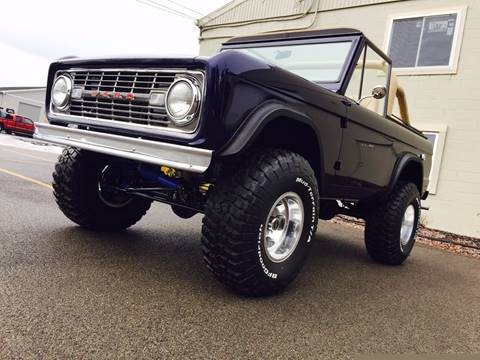 used 1966 ford bronco for sale. Black Bedroom Furniture Sets. Home Design Ideas