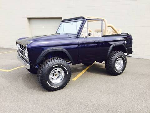 Ford Bronco For Sale In West Seneca Ny