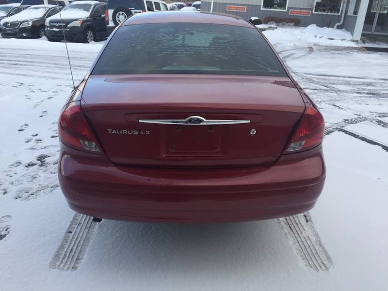 2003 Ford Taurus LX 4dr Sedan - West Seneca NY