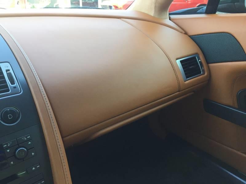 2008 Aston Martin V8 Vantage 2dr Coupe - West Seneca NY