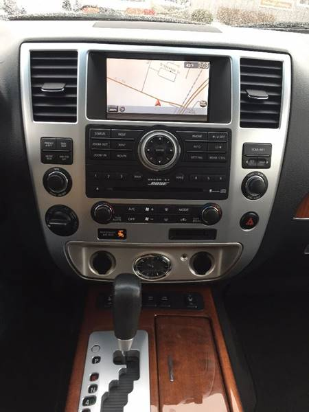 2008 Infiniti QX56 4X4 4dr SUV - West Seneca NY