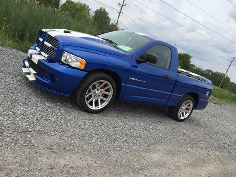 dodge ram pickup 1500 srt 10 for sale in new york. Black Bedroom Furniture Sets. Home Design Ideas