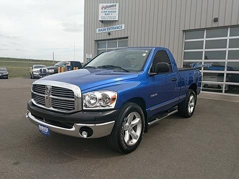 2008 Dodge Ram Pickup 1500 for sale in Darlington, WI