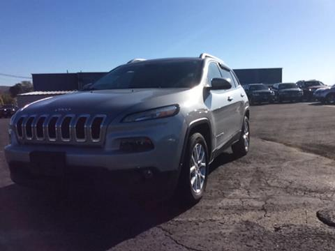 2014 Jeep Cherokee for sale in Darlington, WI
