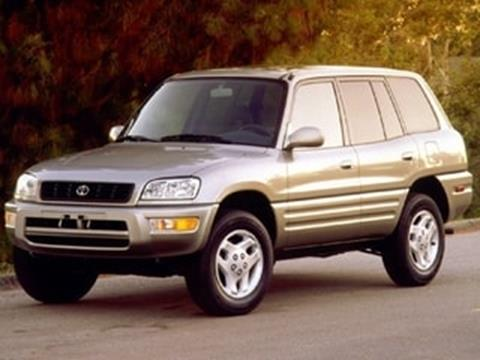 1999 Toyota RAV4 for sale in Darlington, WI