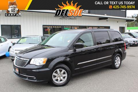 d2977b37c1 2012 Chrysler Town and Country for sale in Everett