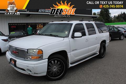 2003 GMC Yukon XL for sale in Everett, WA