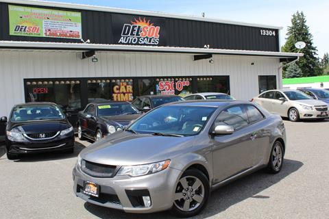 2010 Kia Forte Koup for sale in Everett, WA