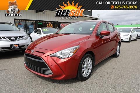 2018 Toyota Yaris iA for sale in Everett, WA