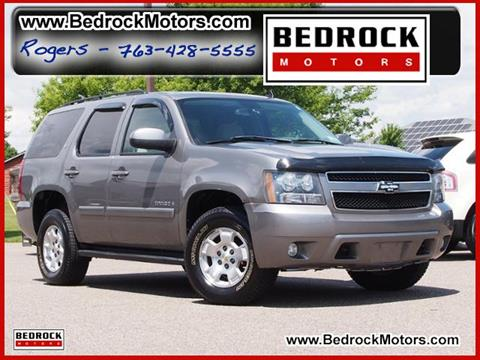 2007 Chevrolet Tahoe for sale in Rogers, MN