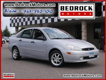 2002 Ford Focus for sale in Rogers, MN