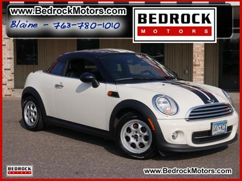 2012 MINI Cooper Coupe for sale in Rogers, MN