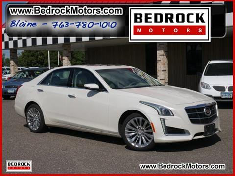 2014 Cadillac CTS for sale in Rogers, MN