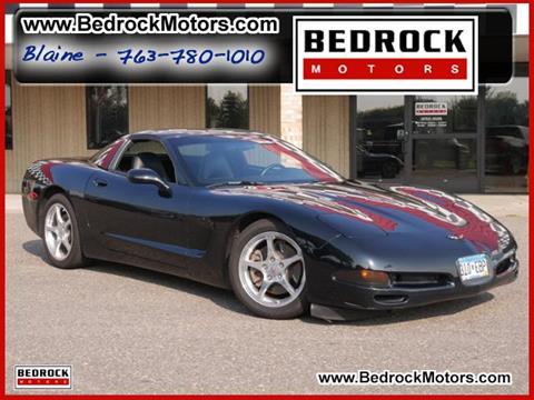 1998 Chevrolet Corvette for sale in Rogers, MN